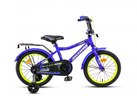 Велосипед ONIX-M16-6 (Сине-желтый)