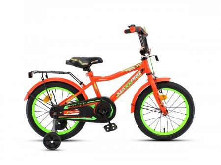 Велосипед ONIX-M16-3 (Красно-зеленый)