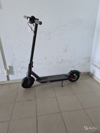 Электросамокат Xiaomi Mijia Electric Scooter 1S, Black CH