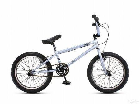 Велосипед KRIT M2020-3 (Серо-черный)
