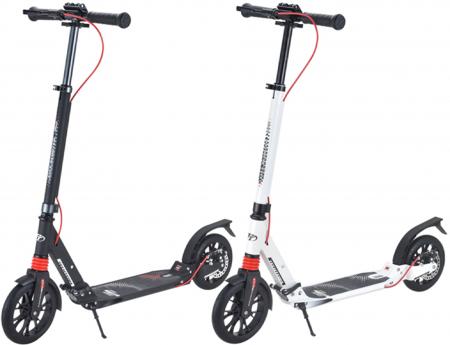 Самокат TT City scooter Disc Brake (Черный)
