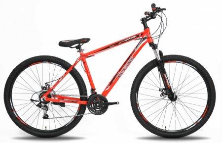 Велосипед HARD 29 N2901-4 (красно-чёрный)