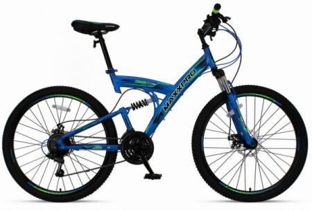 Велосипед SENSOR 26 PRO N2612-5 (сине-чёрный)
