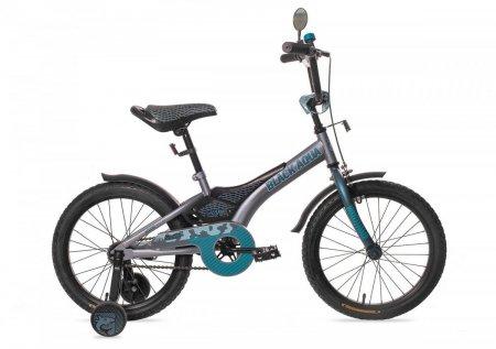 Велосипед Black Aqua Sharp 18