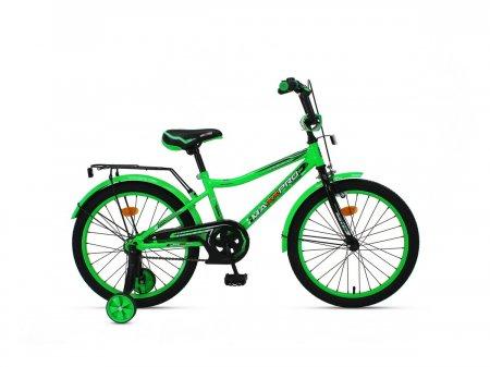 Велосипед ONIX-N18-6 (зелёно-чёрный)
