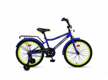 Велосипед ONIX-N18-4 (сине-жёлтый)
