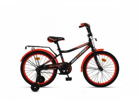 Велосипед ONIX-N16-1 (чёрно-красный)